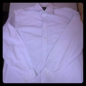 Jos. A. Bank Mens Dress Shirt Size 15 1/2 35